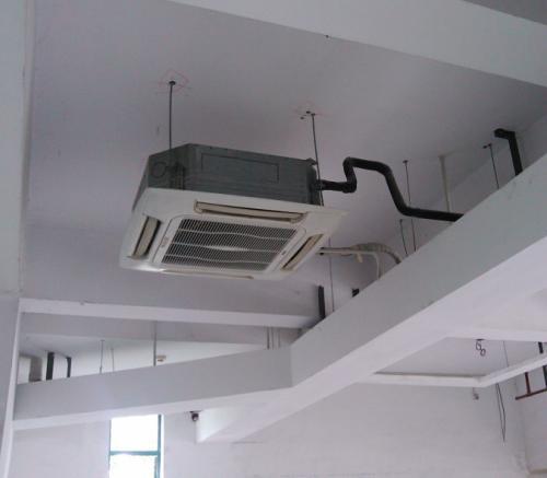 中央空调安装注意事项