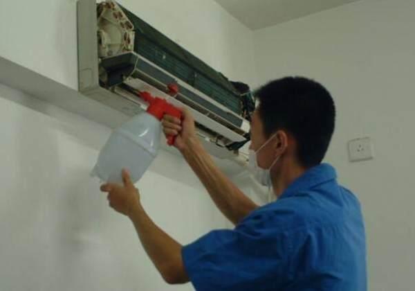 中央空调清洗服务内容